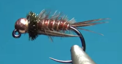 Crimson Prince Jig Nymph