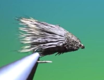 Deer hair prep tutorial for streaking caddis
