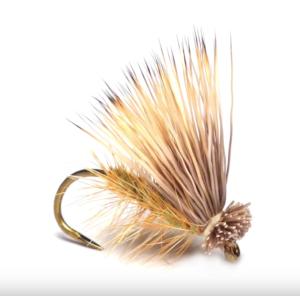 Elk Hair Caddis 3