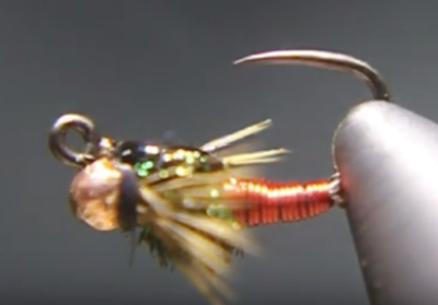 Jigged COPPER JOHN