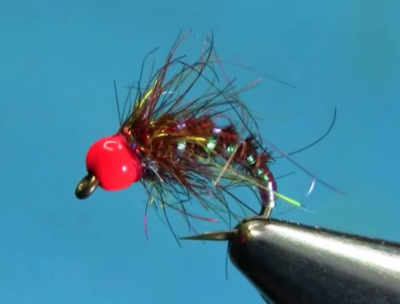Pearly Pheasant Tail Nymph