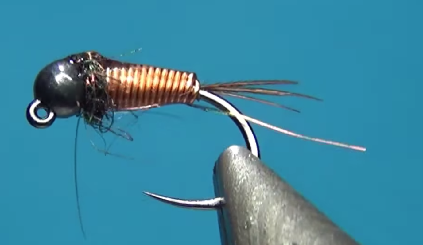 Simple Copper John Jig