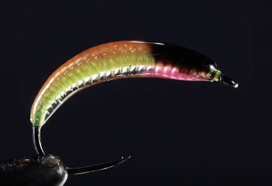 GULFF UV resin GREEN larva