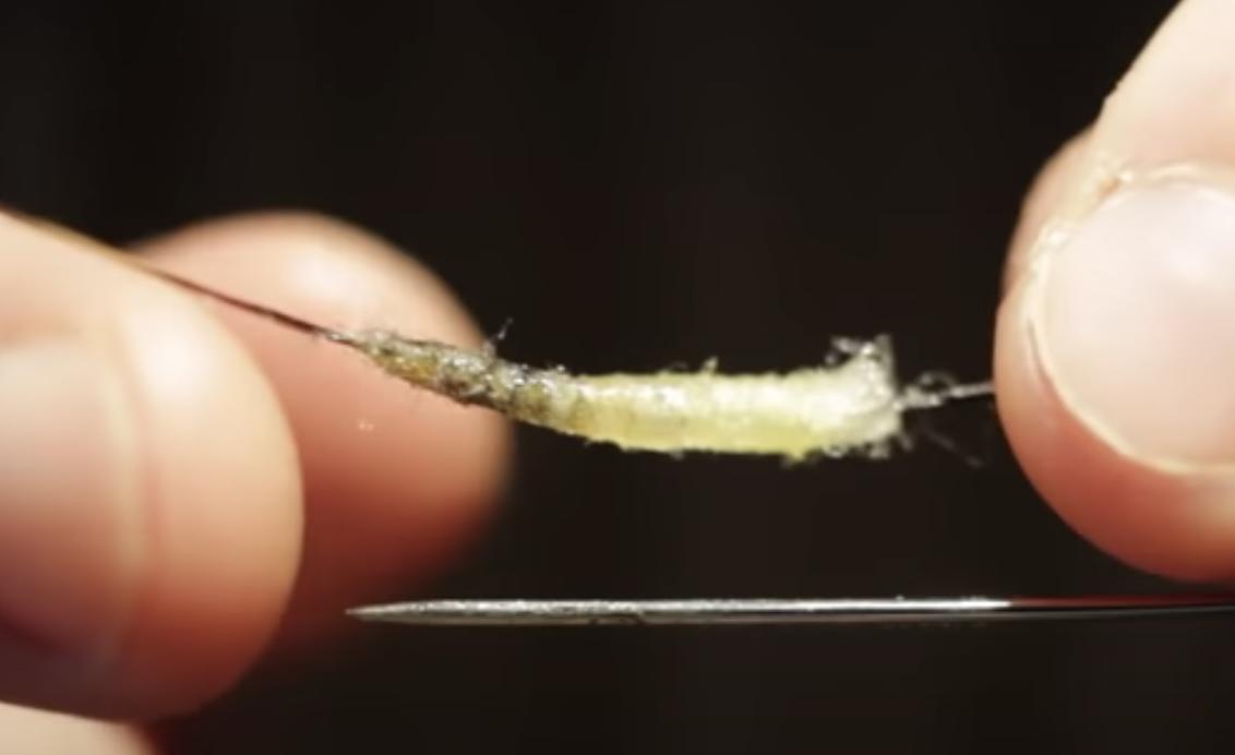 Silicone body mayfly
