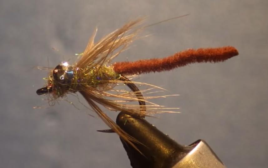 John Montana's Hybrid Carp Fly