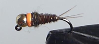 Pheasant Tail sur hameçon JIG
